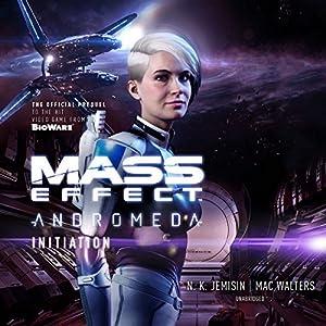 Mass Effect: Initiation Audiobook