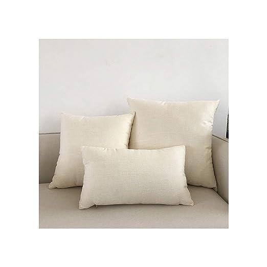 Easygoing-Shop - Funda de cojín para sofá (30 x 50/40 x 40 ...