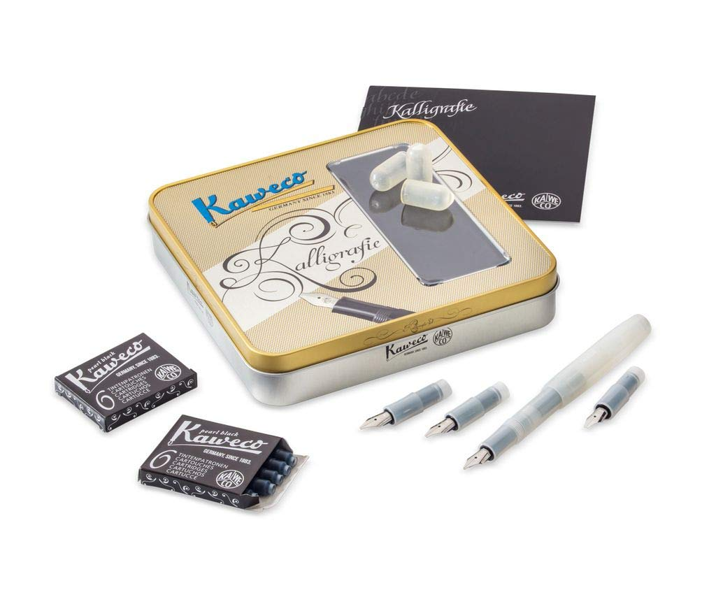Kaweco Sport Classic Calligraphy Set Natural Coconut by Kaweco