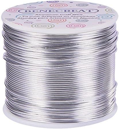 Calibre 20 Cuivre Pur Loisirs Créatifs 0.8 mm Joaillerie Câble Lot de 6