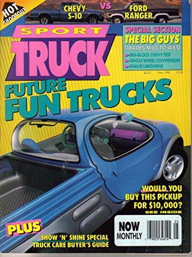 Sport Truck Magazine, Vol. 3, No. 5 (May, 1990)