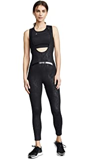 adidas by Stella McCartney Womens Train All-in-One Jumpsuit