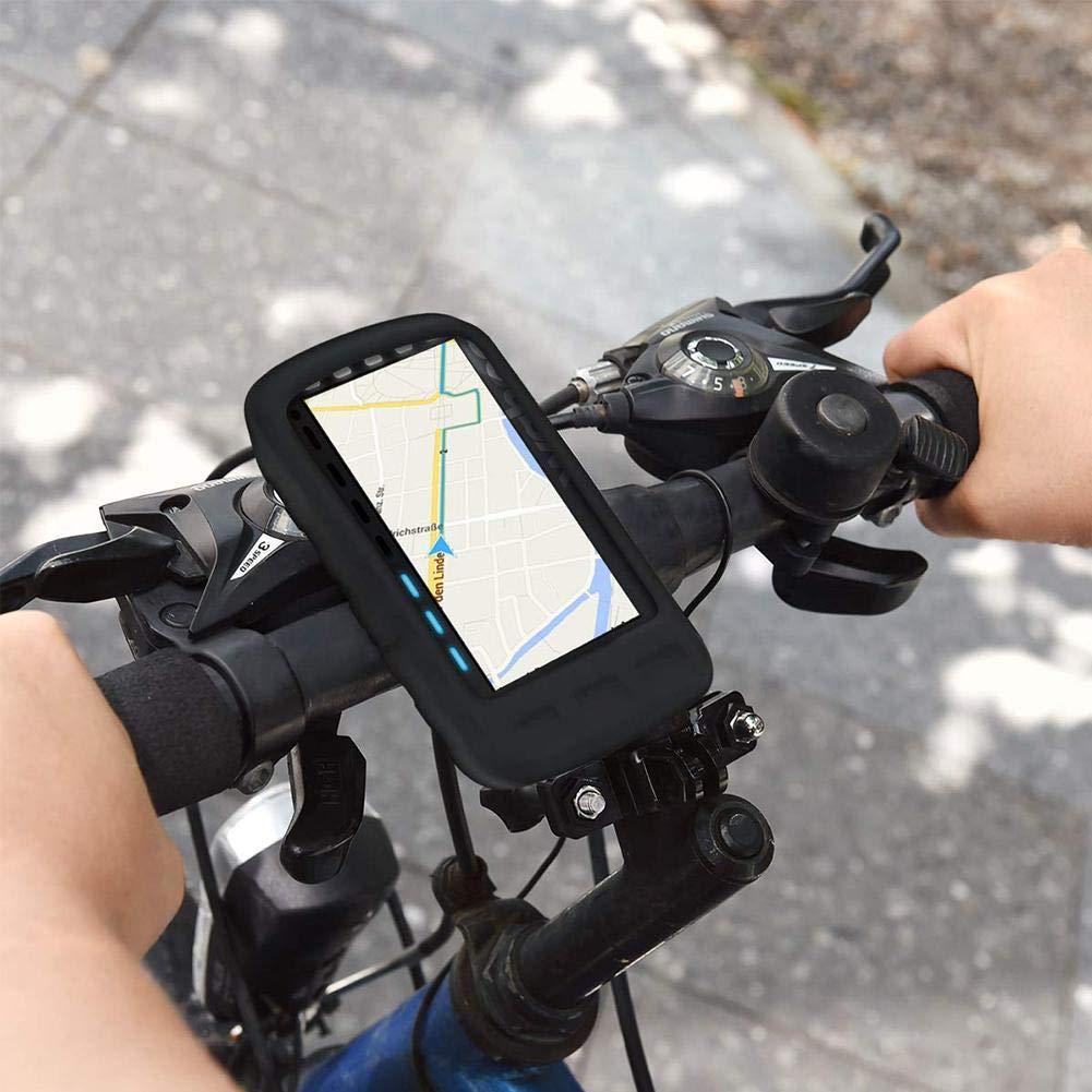 2 St/ück Silikon GPS Fahrrad rutschfeste Soft Cover Bike Schutzh/ülle F/ür Wahoo ELEMNT ROAM Physical talogca GPS Silikonh/ülle F/ür Fahrrad