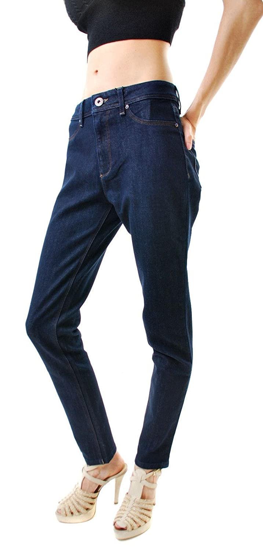 DL1961 Women's Nina Super High Rise Skinny Jeans