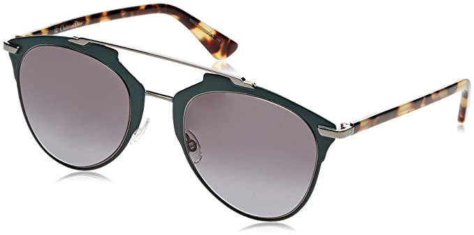 Womens Diorreflected Hd Sunglasses, Mtgrn Lthvna, 52 Dior