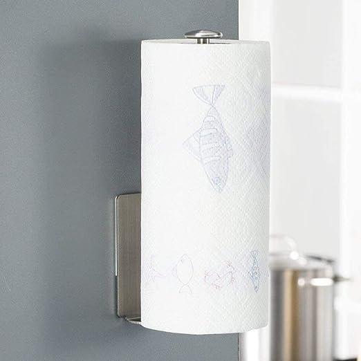 Küchenrollenhalter Style-Wandrollenhalter,Liter 32 x 4 x 13 cm silber glänzend