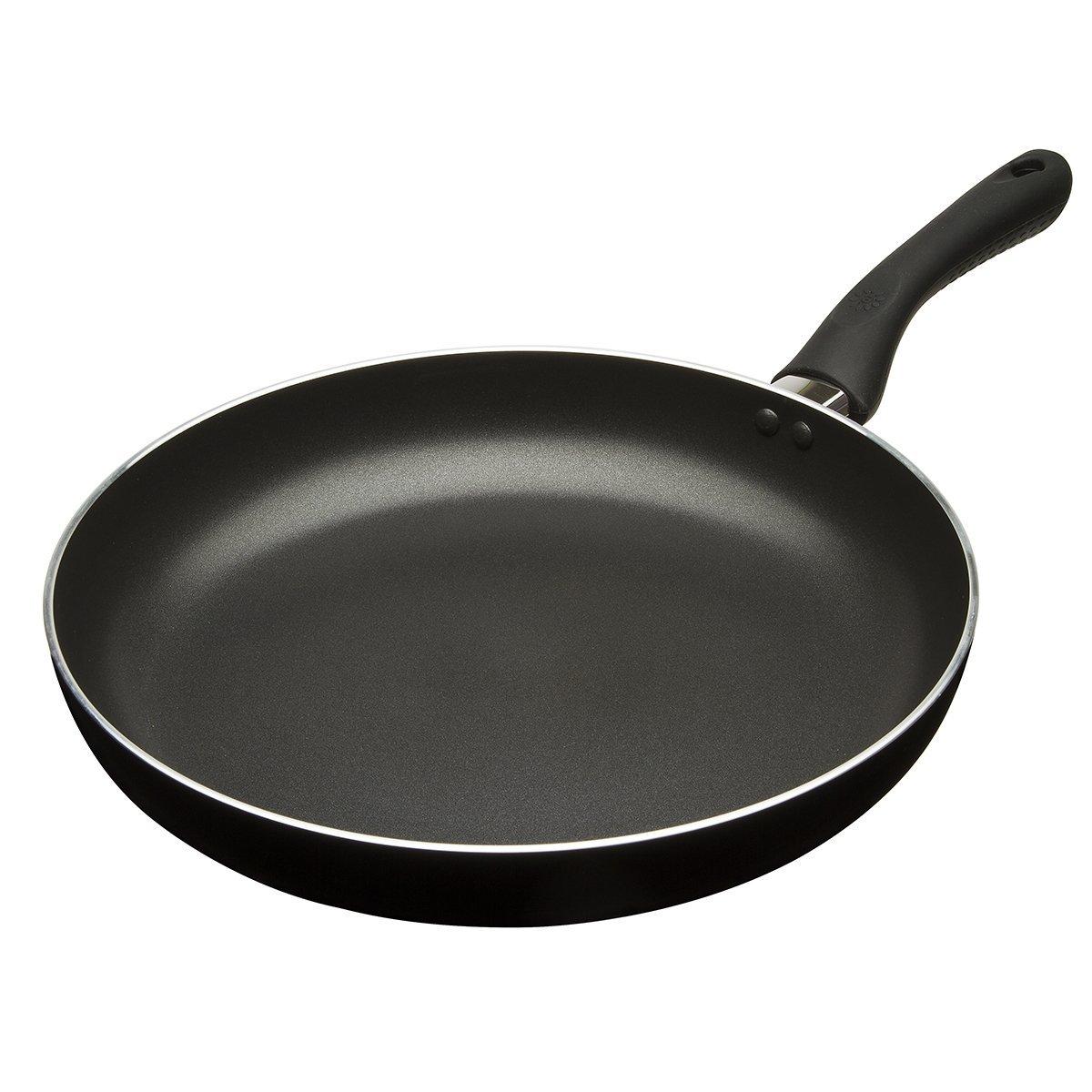 Ecolution Evolve Grande Fry Pan, 12.5-Inch, Black
