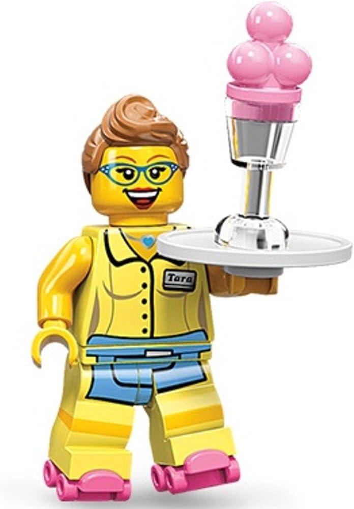 LEGO Minifigures Series 11, Diner Waitress