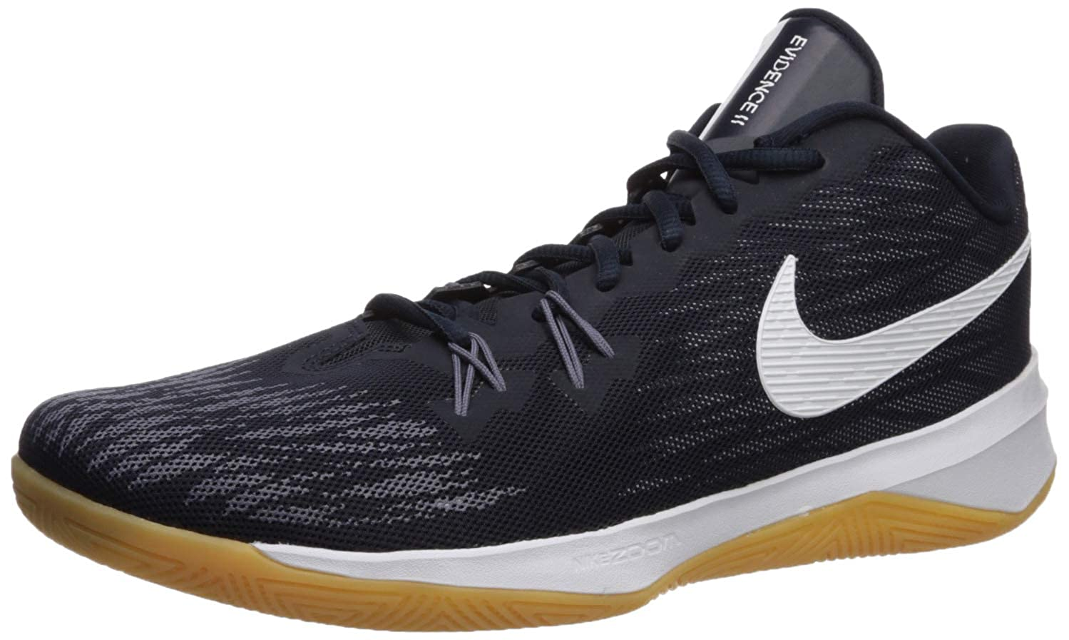 Nike Zoom Evidence II, Scarpe da Basket Uomo