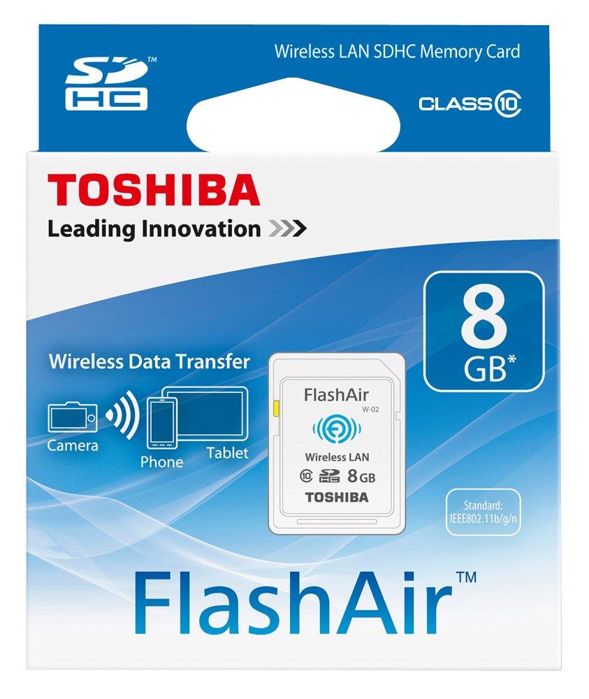 Toshiba SD-F08AIR(BL8 - Tarjeta de Memoria SecureDigital de 8 GB