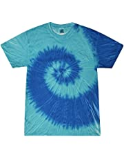 Colortone Tie Dye Vintage Pigment Collection Youth & Adult T-Shirt
