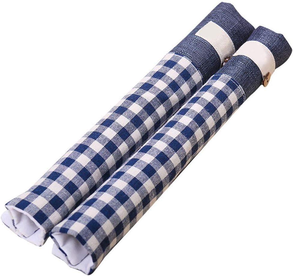 lavaplatos Fundas Protectoras para manija de Puerta de frigor/ífico para Mantener el Aparato de Cocina Limpio de Manchas goteos Ktimor