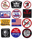 All your favorite stickers in one mix!! It may be necessary to substitute sticker due to supply. All Stickers are shipped USPS 1st Class Letter (7-10 business days). If you choose expedited, your package will ship the next business day and 2-3 Day Pr...