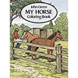Best Dover Publications Horse Toys - Dover Publications-My Horse Coloring Book Review
