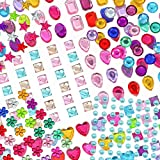 YIQIHAI 1388pcs Rhinestones Stickers Jewels