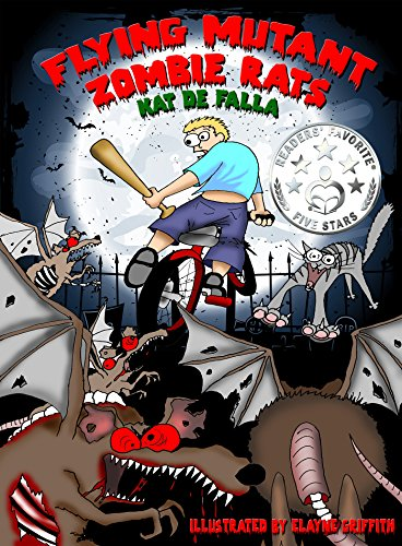 Flying Mutant Zombie Rats (Moto Maddie BMX Portal Book 1)