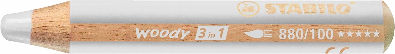 ZILVER STABILO Woody 880 3IN