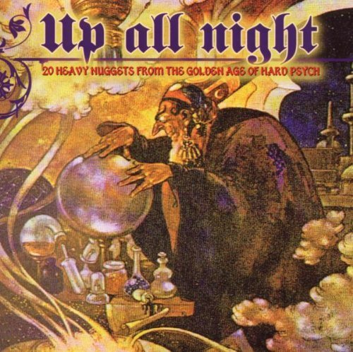 Up All Night: 20 Heavy Nuggets From Golden by Up All Night: 20 Heavy Nuggets From the Golden Age (2009-08-04)