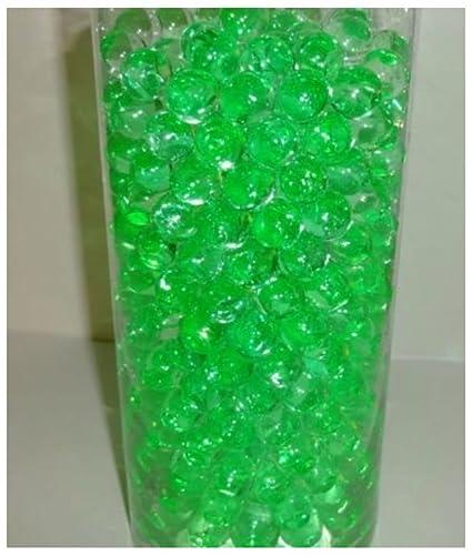 Amazon Com Water Beads Bright Neon Green Water Absorbing