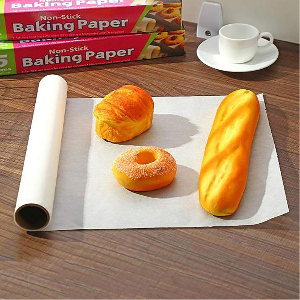 Fercisi Baking Blotting Paper Practical Non-stick High Temperature Resistance Silicone Oil Paper by fercisi