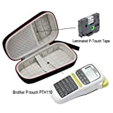 Hard Case for Brother P-Touch PTH110 Easy
