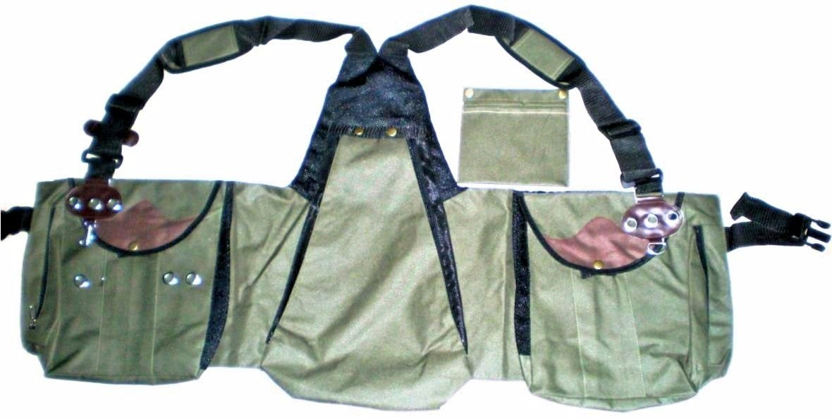 Age 11-12 Child Bird Handling Hunting Black Hawking Falconry Children Coudra Vest