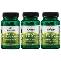 Lee Swanson Signature Line Ultimate Probiotic Formula 3-Pack 66 Billion Cfu 3-30...