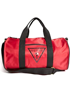 Amazon.com  GUESS Factory Men s Men s Logo Duffle Bag  Clothing 472ca228f074f
