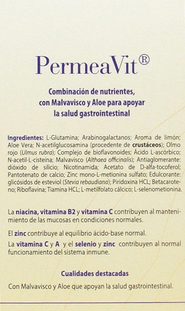 100% natural PermeaVit Multivitaminas - 150 gr: Amazon.es: Salud y cuidado personal