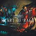 Heart of Rage: Warhammer 40,000 Audiobook by James Swallow Narrated by Toby Longworth