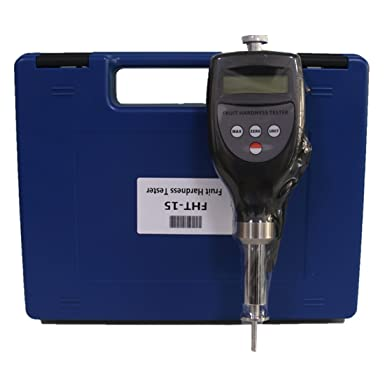 TR-Y-FHT-15 Handheld Fruits Hardness Testing Meter Sclerometer Hardness Tester: Amazon.com: Industrial & Scientific