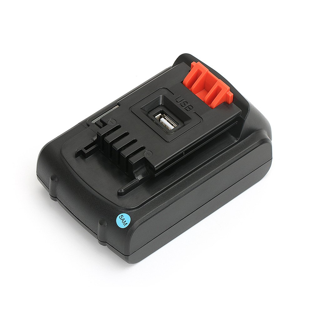 POWERAXIS 14.4V 3000mAh Ni-MH Replacement Battery for Black & Decker A14 A144 A144EX A14F B-8316 BD1444L BPT1048 HPB14, FIRESTORM FS140BX FSB14