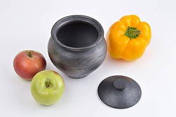 Piatti di ceramica handmade pentola di terracotta utile cucina