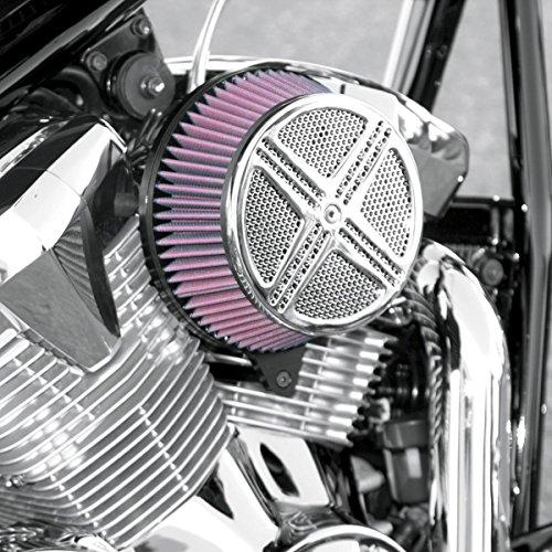 LA Choppers XXX Big Air Kit - Chrome 1010-0756
