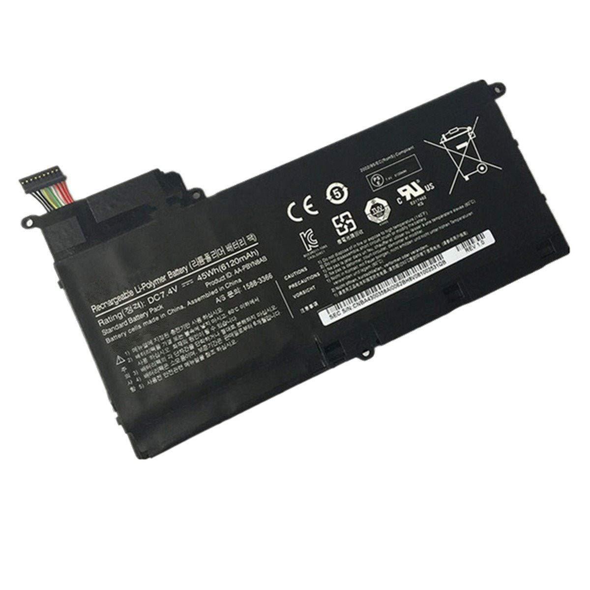 Bateria 7.4V 45Wh AA-PBYN8AB Samsung NP530U4B 530U4B-A01UK 5