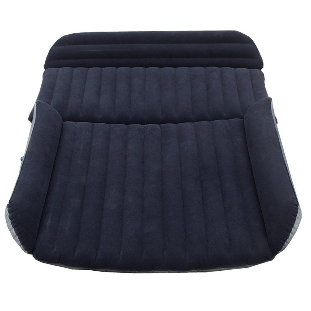 Binglinghua Travel Car Air Inflation Bed SUV Back Seat Mattress Camping Companion Flocking