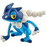 TakaraTomy Offizielles Pokemon X und Y mc-021Frogadier/gekogashira Figur, 2Zoll