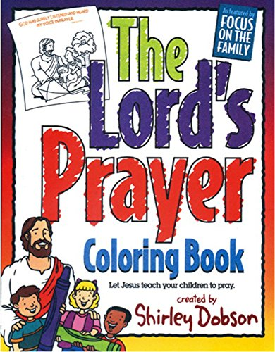 The Lord's Prayer Coloring -