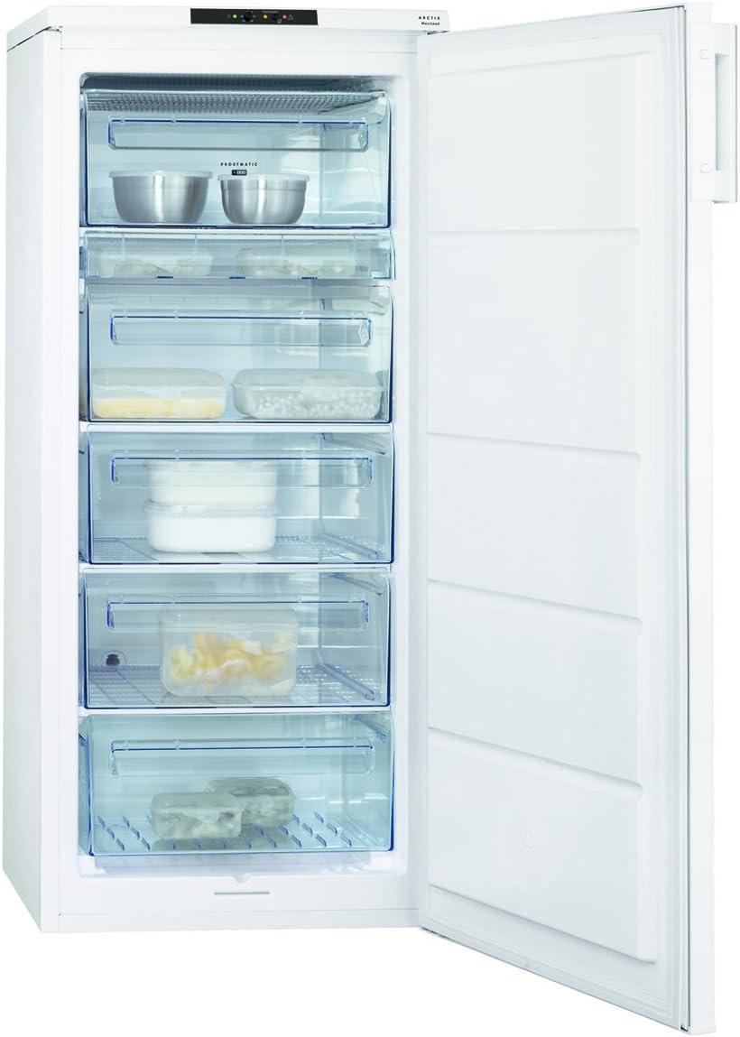 AEG A51700GSW0 - Congelador (Vertical, Independiente, Color blanco ...