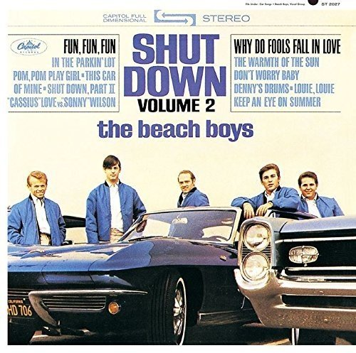 Shut Down Vol BEACH BOYS product image