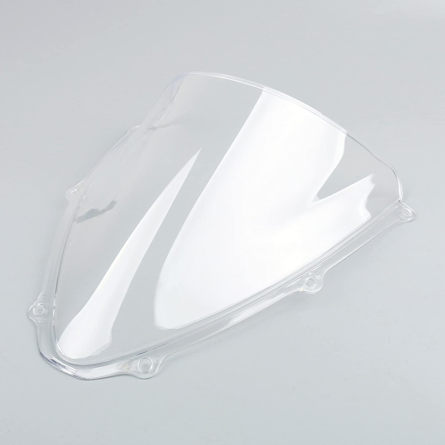 Areyourshop Windshield WindScreen Double Bubble For GSXR 600//750 2006-2007 K6