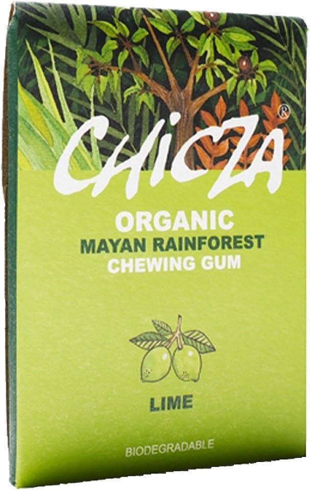 Chicza.Goma de mascar natural y organica. Lima: Amazon.es ...
