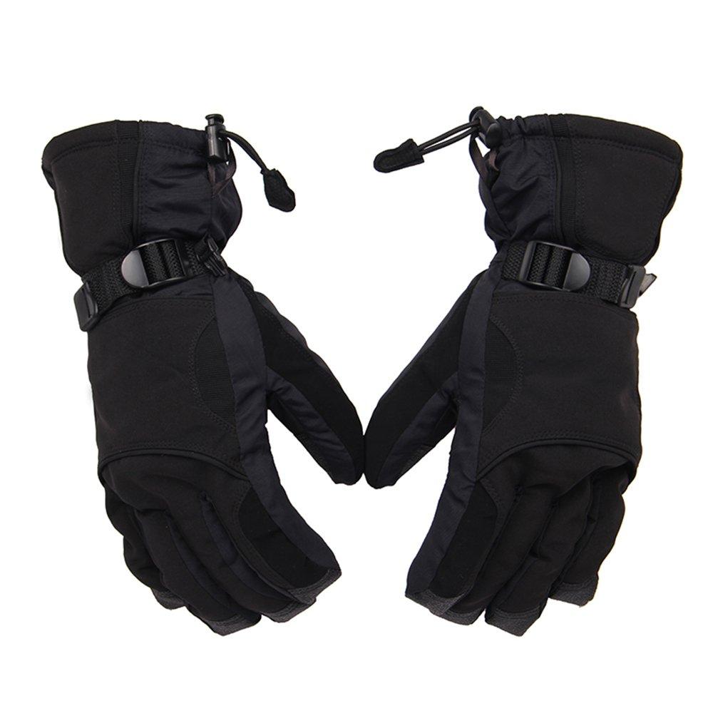 Man Winter Sport Waterproof Motorcycle Gloves -30 Degree Motorcross Riding Gloves Snowboard Skiing Warm Gloves