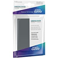 Ultimate Guard UGD010765 Undercover Sleeves, Japanese Size, 100 Counts