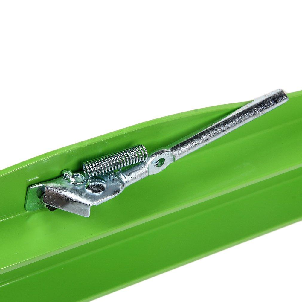 Charge maximale de 120kg Homgrace Trottinette Pliable pour Enfant Adulte Patinette protable Hauteur r/églable 90-105cm 12 Ans