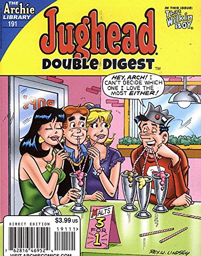 Jughead's Double Digest (1989 series) #191