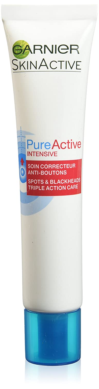 Pure Active Intensive Blackhead Exfoliating Face Scrub 150ml Garnier 3600540810267