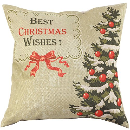 Ikevan vintage christmas sofa bed home decor pillow case for Sofa bed for xmas