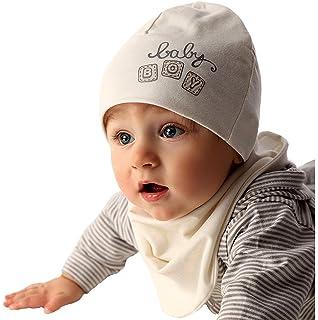 adelleo Baby Jungen Mädchen Unisex Mütze Sommermütze Baumwolle Frühling Sommer