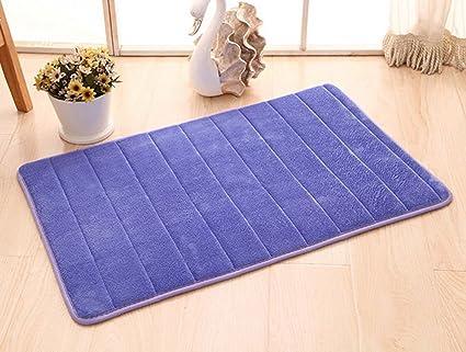 Homieco™ bagno mat memory foam bagno doccia tappeto antiscivolo